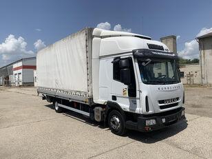 IVECO EuroCargo 75 E  EEV ponyvás teherautó