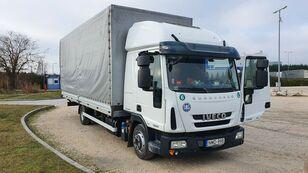 IVECO Eurocargo 75 E 19 ponyvás teherautó