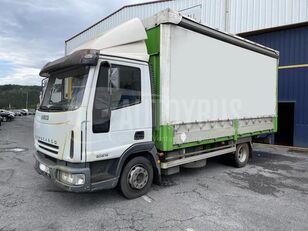 IVECO ML90E180 Caja Abierta ponyvás teherautó
