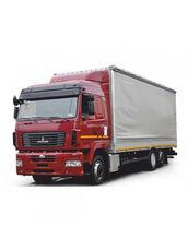 MAZ 6310Е9-520-031 (ЄВРО-5) ponyvás teherautó