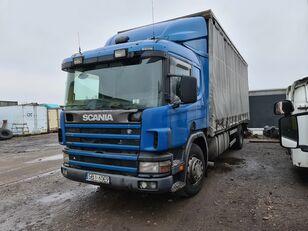 SCANIA 94D260 Exportamos a Paraguay ponyvás teherautó