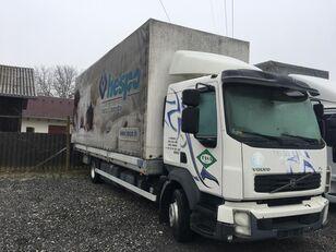 VOLVO FL 240 ponyvás teherautó