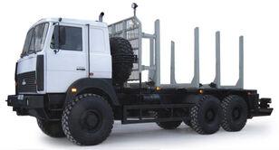 MAZ 6317Х9-444 (6x6) rönkszállító teherautó