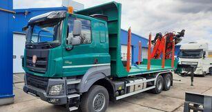 új TATRA Phoenix  rönkszállító teherautó