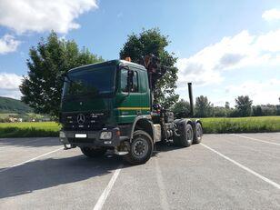 MERCEDES-BENZ Actros 3344 rönkszállító teherautó