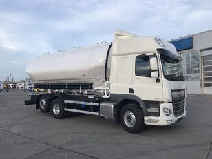 új DAF CF 450 3 axle with SILO tanker for flour & animal food silós teherautó