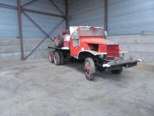 GMC CCKW 353 6X6 tartálykocsi teherautó