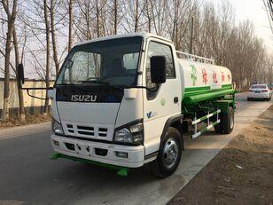ISUZU 5000L tartálykocsi teherautó