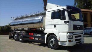 MAN TGS 26 400 tartálykocsi teherautó