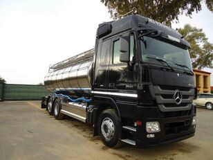 MERCEDES-BENZ ACTROS 25 41 tartálykocsi teherautó