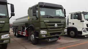 új HOWO 375 tartálykocsi teherautó