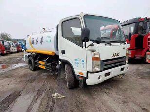 JAC ISUZU tartálykocsi teherautó