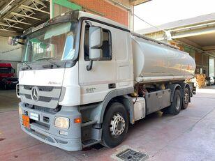 MERCEDES-BENZ Actros 2544 tartálykocsi teherautó
