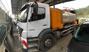 MERCEDES-BENZ Axor 1828 tartálykocsi teherautó