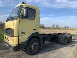 VOLVO FH12 420 teherautó alváz