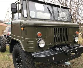 GAZ 66 teherautó alváz