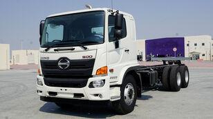 új HINO FM 2829 teherautó alváz