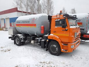 új KAMAZ 45253 teherautó gázszállító