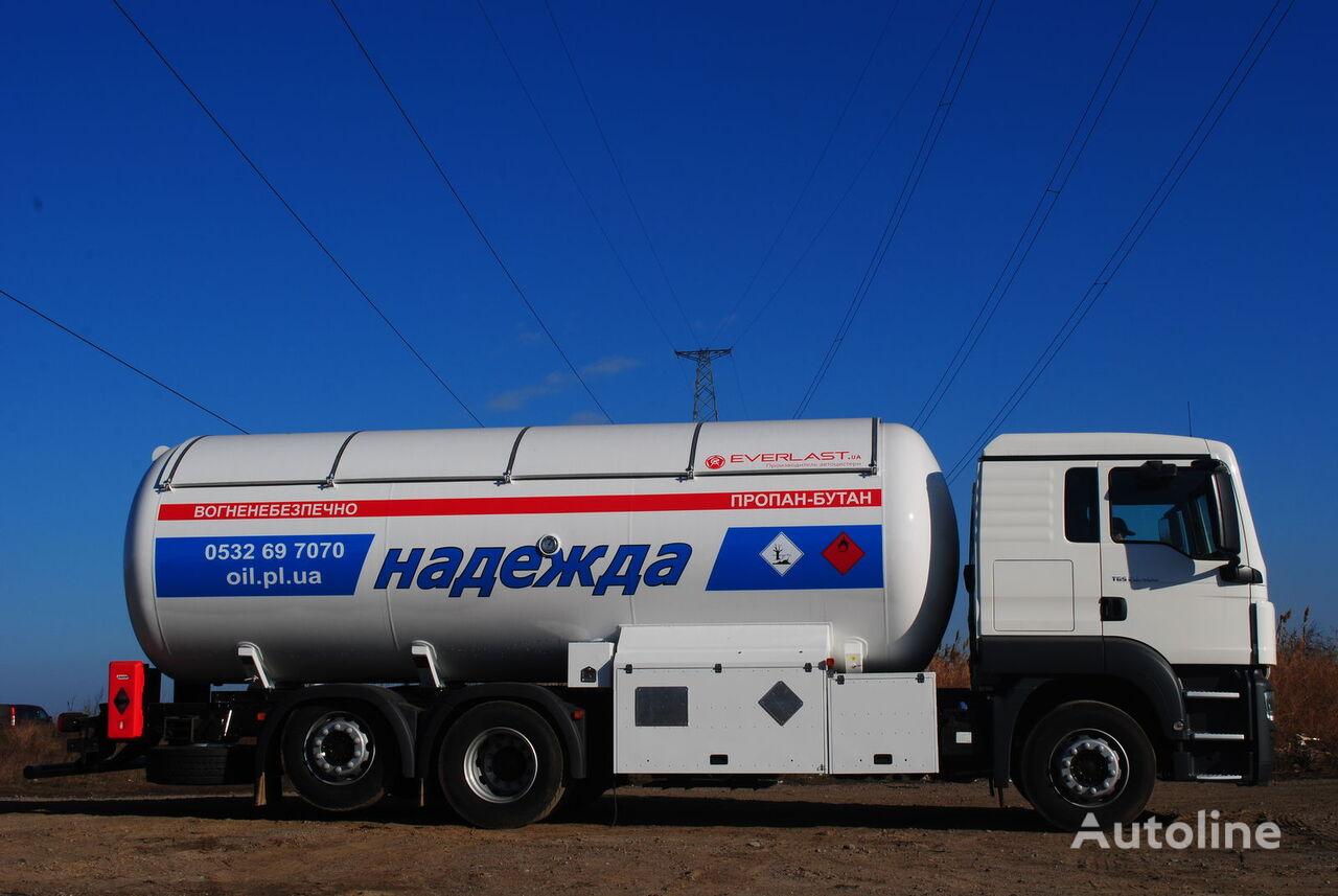 új EVERLAST ACG-24 teherautó gázszállító