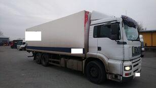 MAN 26 360  teherautó izoterm