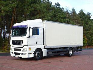 MAN-VW MAN TGX 18.400 teherautó izoterm