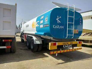 HOWO On Sale!!! 6x4 Aluminium Compartments Fuel Tank Truck üzemanyagszállító teherautó