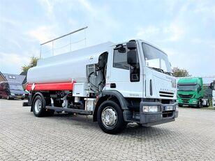 IVECO FUEL 14.000 ltr - 3 comp. - ADR PUMP + COUNTER üzemanyagszállító teherautó