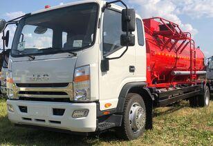 új JAC Автотопливозаправщик АТЗ-8 на шасси JAC N 120 üzemanyagszállító teherautó