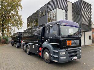 MAN TGA 26.400 E5 6x2 ADR FL/AT üzemanyagszállító teherautó