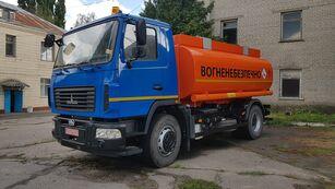 új MAZ 5340С2 üzemanyagszállító teherautó
