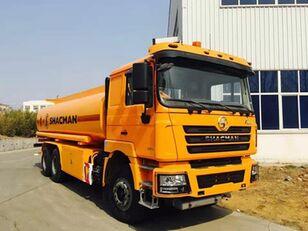 új SHACMAN üzemanyagszállító teherautó