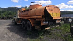 URAL 4320 üzemanyagszállító teherautó