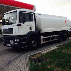 STOKOTA MAN TGA 26.430 üzemanyagszállító teherautó