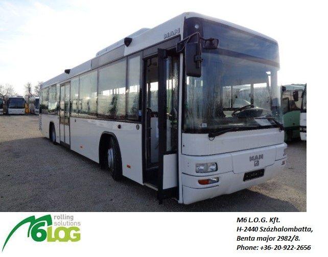MAN A78 MEHRERE STÜCKE! városi busz