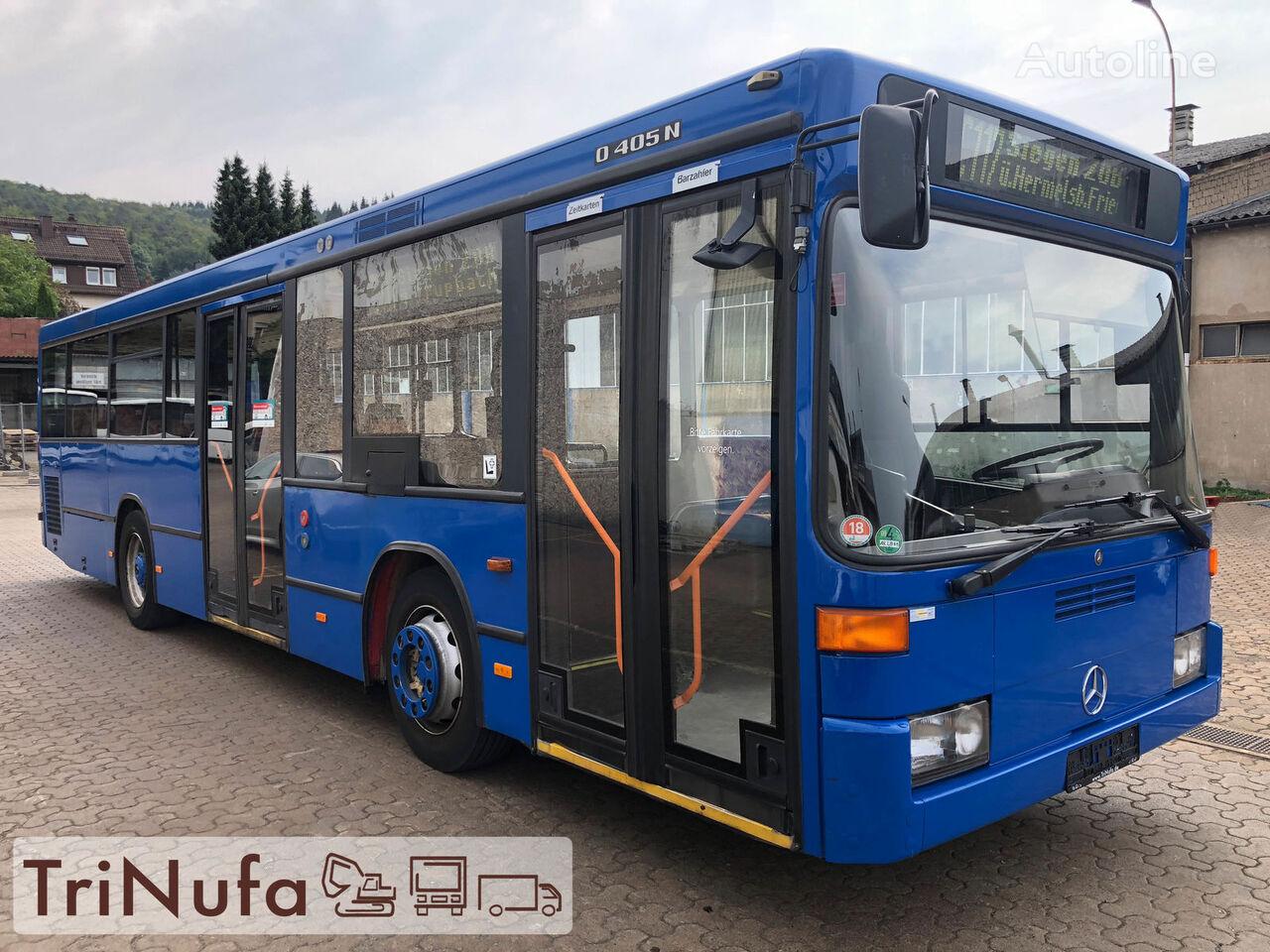 MERCEDES-BENZ O 405 N K F | Länge: 10,5 m | Höhe 2,71 m | Euro 4 | városi busz