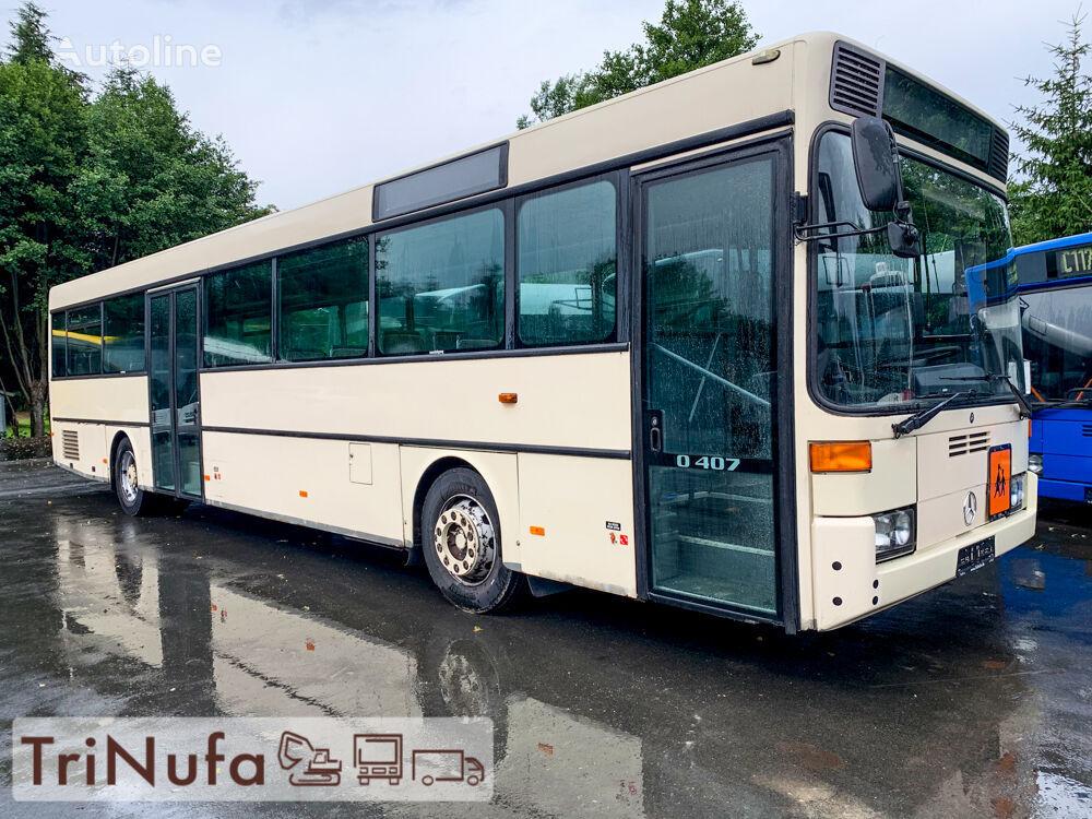 MERCEDES-BENZ O 407, 408 | Schaltgetriebe |  városi busz