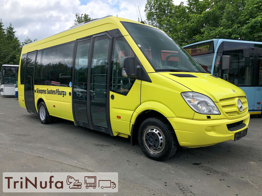 MERCEDES-BENZ Sprinter City 65 | 17 Sitze | Klima | városi busz